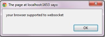 How to use Websockets in HTML5