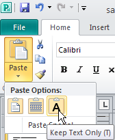 EditingtaskpasteinPublisher2010.png