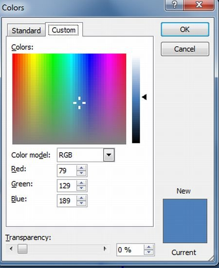 how to change colour of slides in powerpoint