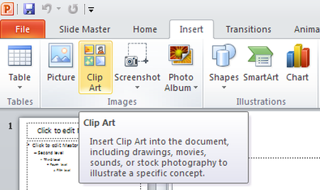How To Use A Picture As A Watermark In Powerpoint 2010