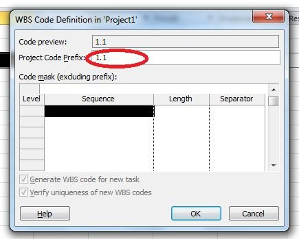 enter-specific-code-in-project 2010.jpg
