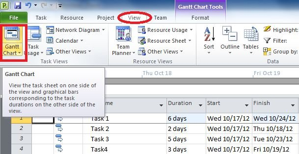 Best Program To Make A Gantt Chart