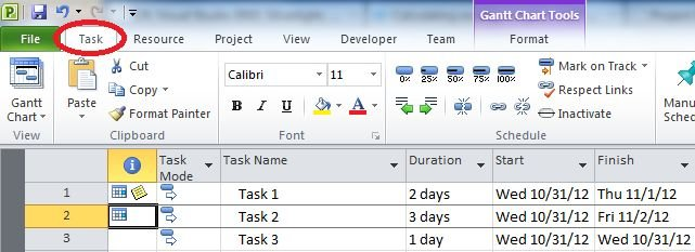 select-task-tab-in-project 2010.jpg