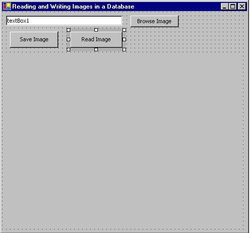 ADO NET Reading and Writing BLOB in VB NET