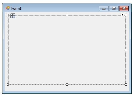 Panel Control in VB NET
