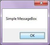 التعامل مع مربع الرسائل MessgeBox فى الفجوال بيسك دوت نت  Msgboximg1