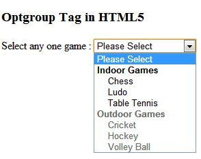 keygen tag in html5 example